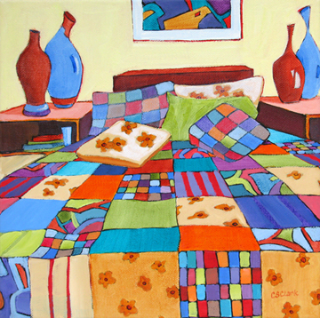 contemporary painting by Carolee Clark
